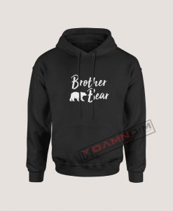 Hoodies Brother Bear
