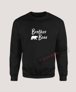 Sweatshirt Brother Bear