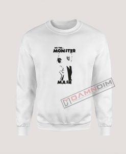 Sweatshirt Do The Monster Mash