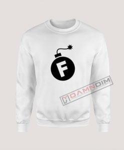 Sweatshirt F Bomb