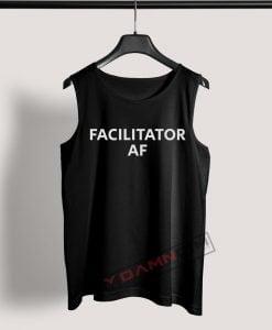Tank Top Facilitator AF