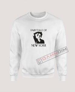Sweatshirt Fairytale Of New York