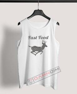 Tank Top Fast Food