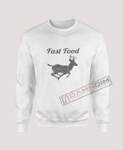 Sweatshirt Fast Food
