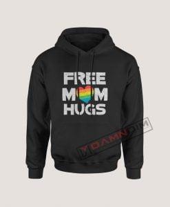 Hoodies Free Mom Hugs