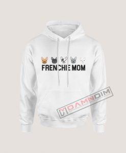 Hoodies Frenchie Mom