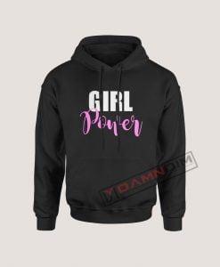 Hoodies Girl Power