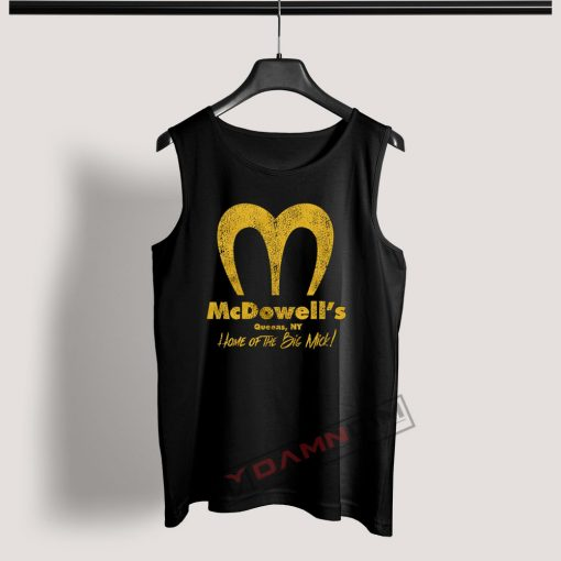 Tank Top McDowell's Home of the Big Mick!