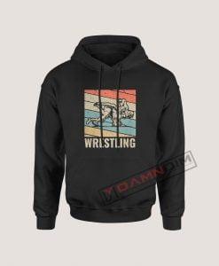 Hoodies Wrestling Wrestlers Sport