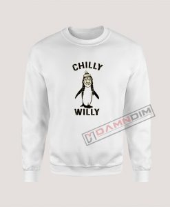 Sweatshirts Chilly Willy Penguin