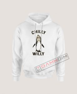 Hoodies Chilly Willy Penguin