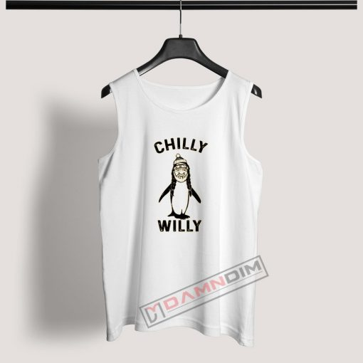Tank Top Chilly Willy Penguin