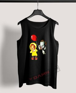 Tank Top Chucky and Pennywise
