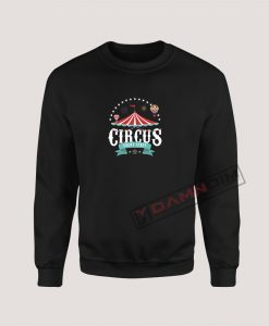 Sweatshirts Circus Staff Costume Carnival