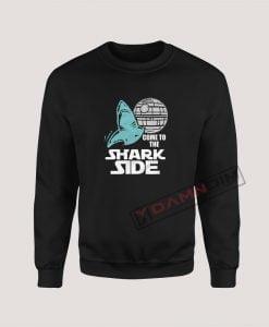 Sweatshirts Come To The Shark Side