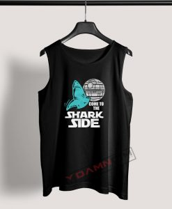 Tank Top Come To The Shark Side