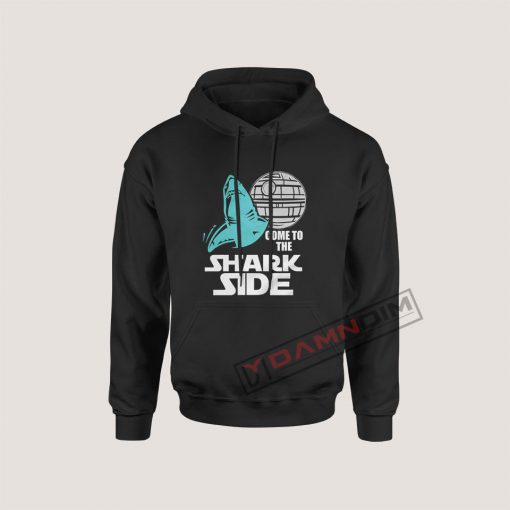 Hoodies Come To The Shark Side