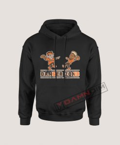 Hoodies Dan6er Zon13 Baker Mayfield