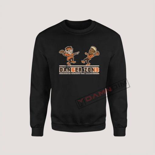 Sweatshirts Dan6er Zon13 Baker Mayfield