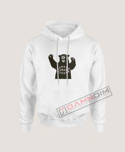 Hoodies Danger Bear Hugger