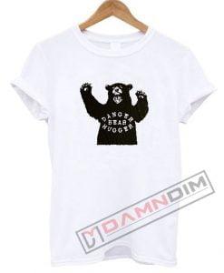 Danger Bear Hugger T Shirt