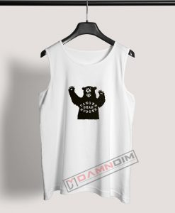 Tank Top Danger Bear Hugger