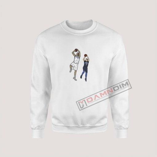 Sweatshirts Dirk Nowitzki x Luka Doncic 'Euro Bros'