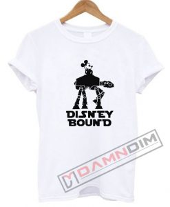 Disney bound, Star wars T Shirt