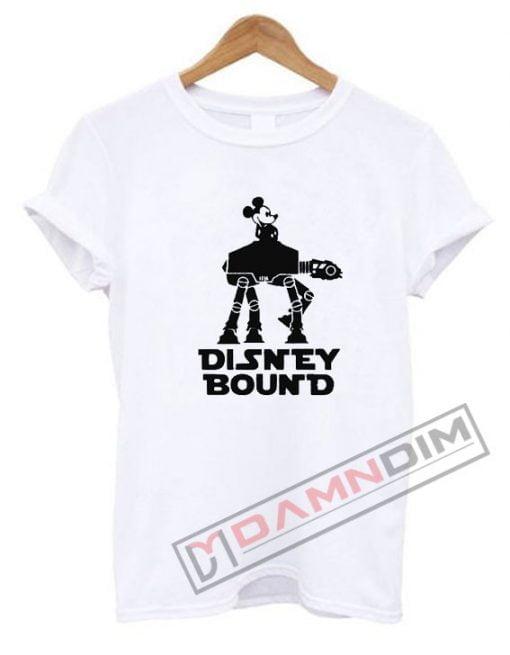 Disney bound, Star wars T Shirt