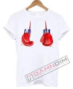 boxing gloves T Shirt