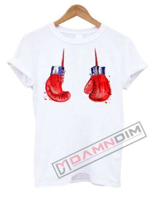 boxing gloves T Shirt