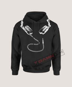 Hoodies DJ HEADPHONES