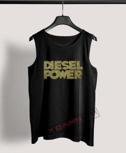 Tank Top Diesel Power