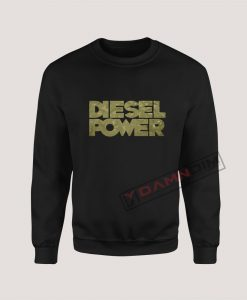 Sweatshirts Diesel Power