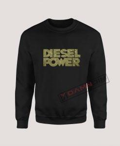 Sweatshirts Diesel Power