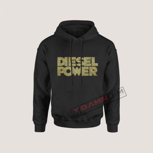 Hoodies Diesel Power