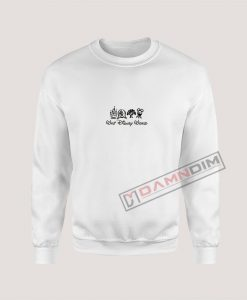 Sweatshirts Disney 4 Parks