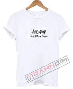 Disney 4 Parks T Shirt