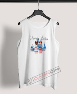 Tank Top Disney besties