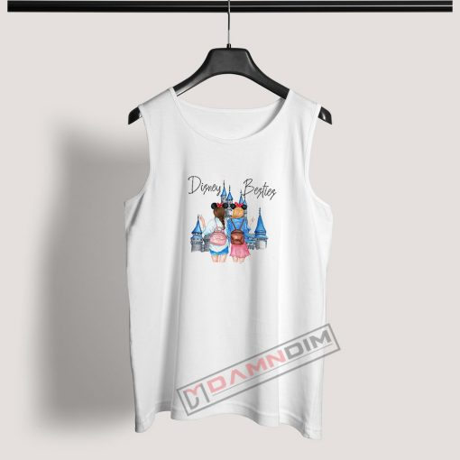 Tank Top Disney besties