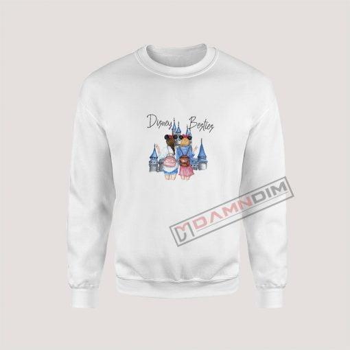 Sweatshirts Disney besties