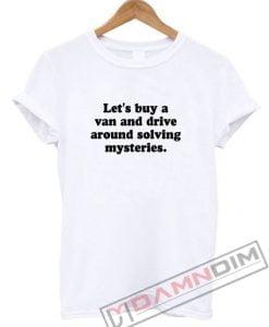 Around Solving Mysteries Shirt