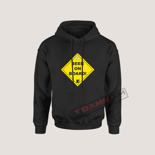Beer on Board Hoodie