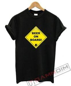 Beer on Board Shirt