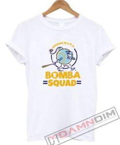 Bomba Squad Twins Minnesota Shirt