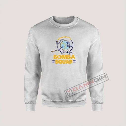 Bomba Squad Twins Minnesota Sweatshirt