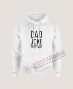 Dad joke survivor Hoodie