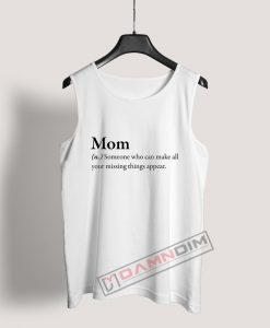 Mom Definition Tank Top
