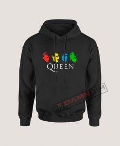 Queen Band Hoodie