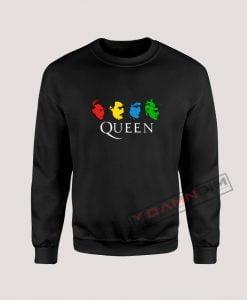 Queen Band Sweatshirt